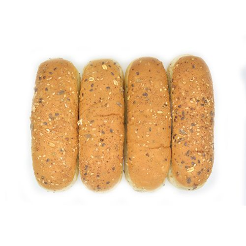 Buy Fresho Hot Dog Bun Multigrain Safe Preservative Free 300 Gm Online At Best Price Bigbasket