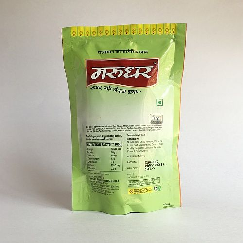 Marudhar Pickle - Gunda (Lesua) Achar, 200 g