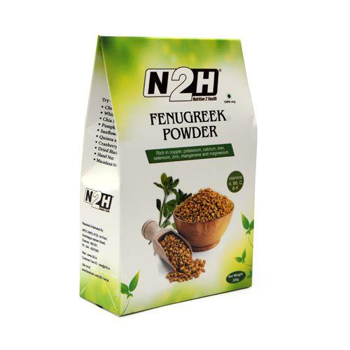 N2H Powder - Fenugreek, 200 g