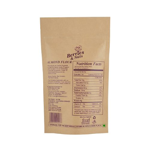 Berries & Nuts Dried Fruits - Almond Flour, 250 g