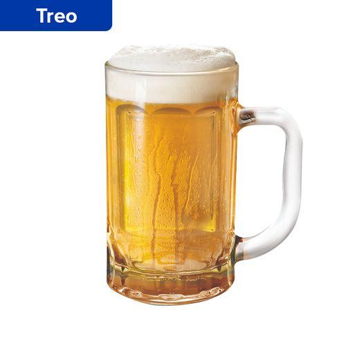 Treo Beer Mug - Chrysler, 410 ml Set of 2