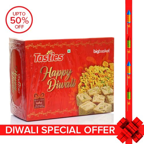The Big Diwali Store!! Upto 50% Off By Bigbasket
