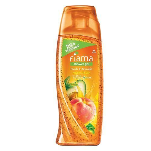 Fiama Shower Gel - Peach & Avocado, 100 ml