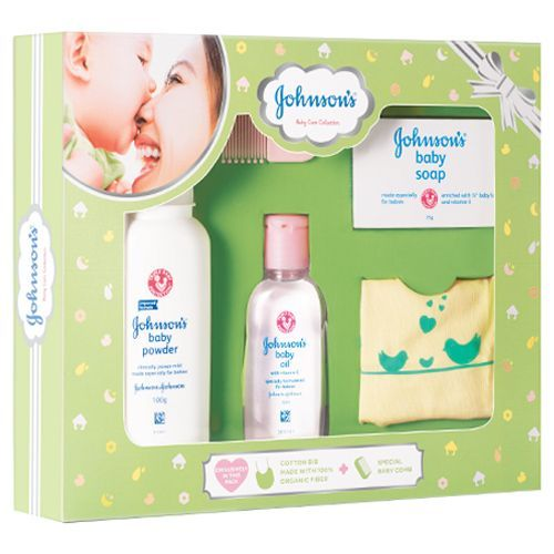 Buy Johnson Johnson Baby Care Collection With Organic