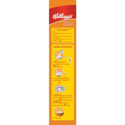 Kelloggs Savory Oats Mast Masala, 500 g