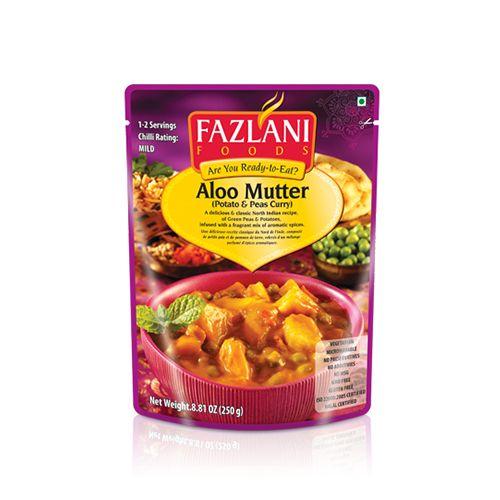 Fazlani Foods Aloo Mutter, 250 g
