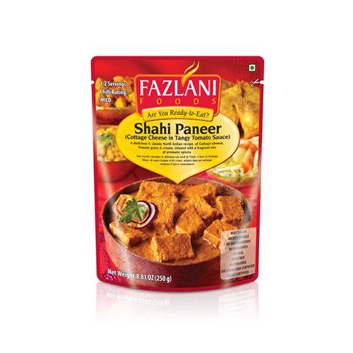 Fazlani Foods Shahi Paneer, 250 g