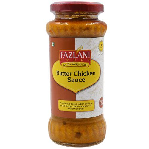 Fazlani Foods Sauce - Butter Chicken, 285 g