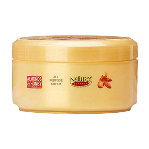 Natures Essence Almond & Honey Cream, 400 g