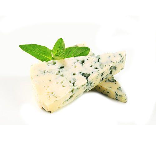 Fresho Signature Danish Blue Wheel Cheese - Diced, 200 g