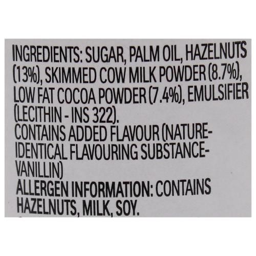 Nutella Hazelnut Spread with Cocoa, 350 g Jar
