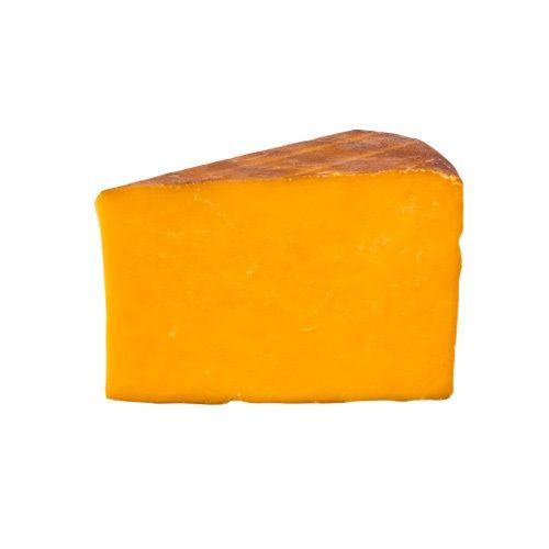 Fresho Signature Cheddar Applewood Smoked Cheese - Sliced, 100 g