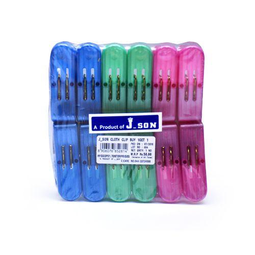 J-Son Cloth Holder - Clip, 1 pc