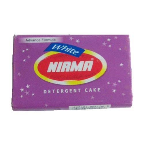 Nirma Detergent Cake - White, 140 g