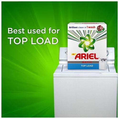Ariel  Matic Detergent Washing Powder - Top Load, 1 kg