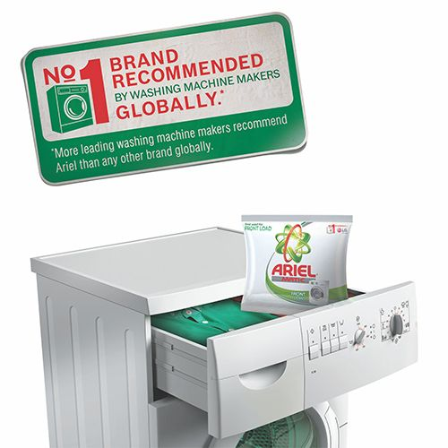 Ariel  Washing Detergent Powder - Matic Front Load, 500 g