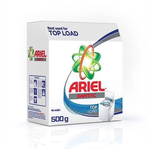 Ariel Washing Detergent Powder - Matic Top Load, 500 g