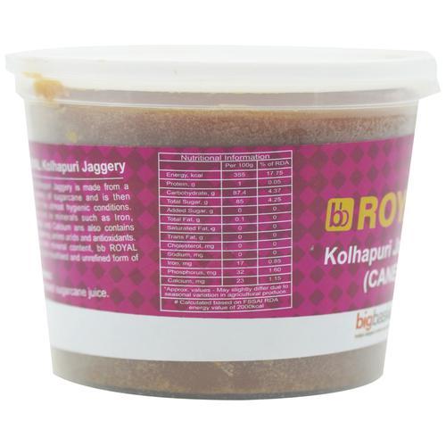 BB Royal Jaggery/Bella - Kolhapuri, 450 g