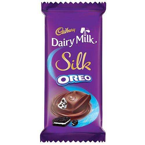 Cadbury Dairy Milk Silk Oreo, 60 g