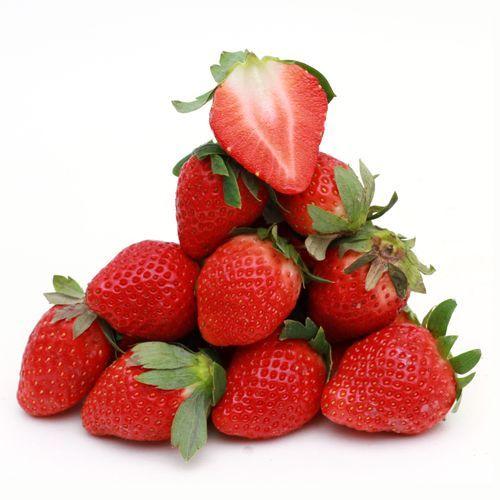 Fresho Strawberry - Organically Grown, 200 g