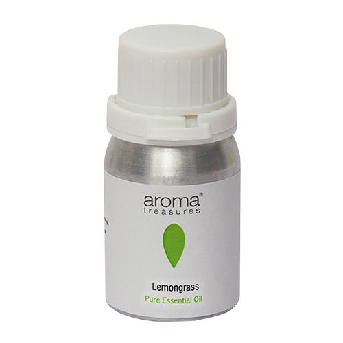 Aroma Treasures Lemongrass Essentail Oil - 100% Pure & Natural, 50 ml