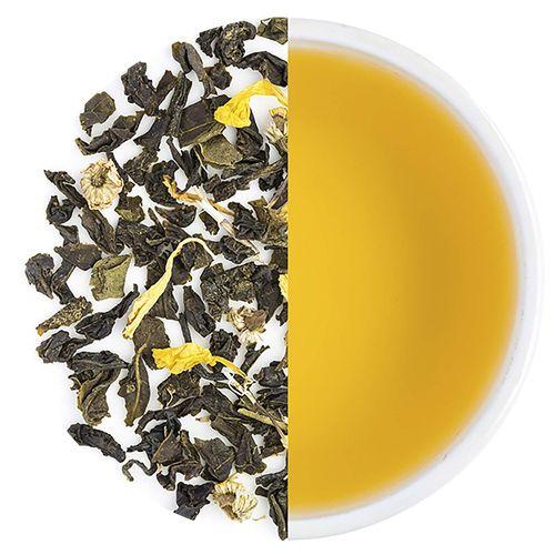 Teabox Green Tea - Chamomile Spring, All-Natural, No Added Preservatives,  100 g
