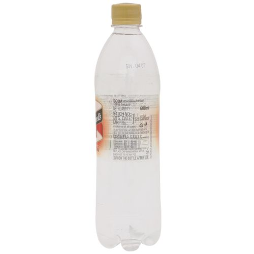McDowell's Soda/Carbonated Water, 600 ml