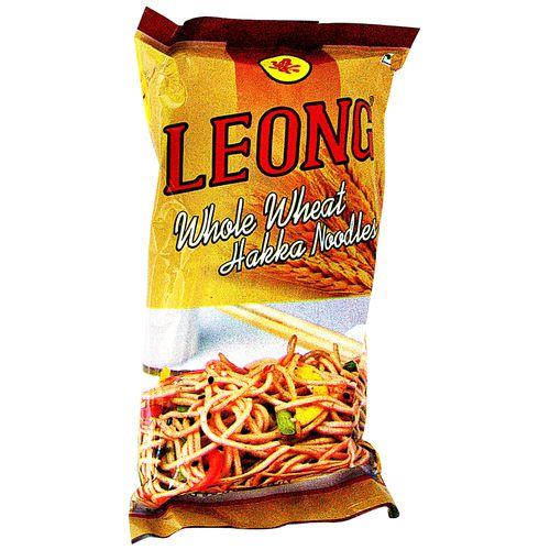 Leong Hakka Noodles - Whole Wheat, 200 g