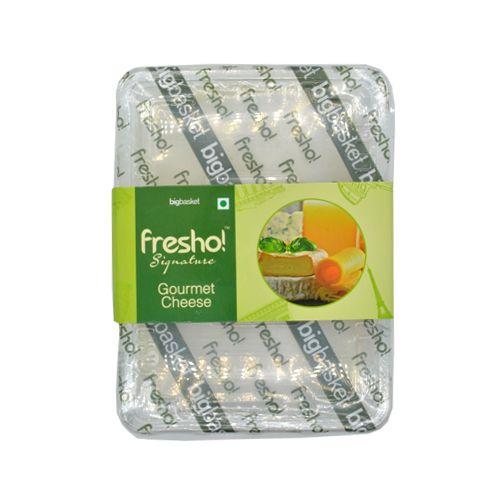 Fresho Signature Cheese - Chevere Log (Fresh Rindless), Block, 100 g