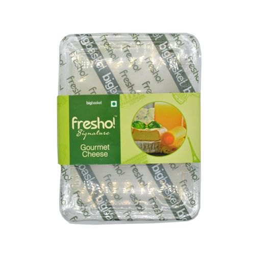 Fresho Signature Cheese - Red Leicester, Block, 100 g