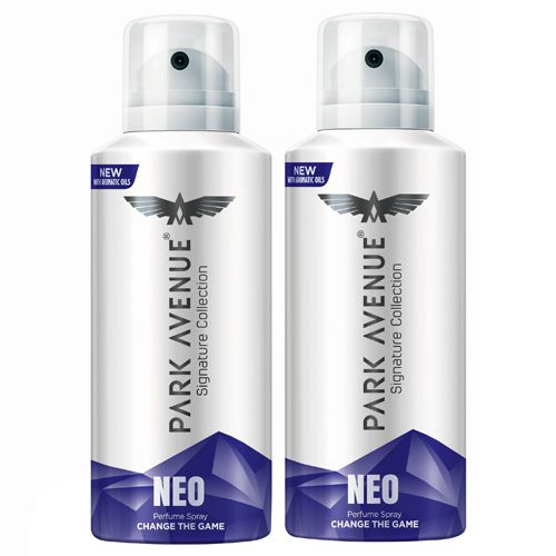 Park avenue Neo Signature Combo Deodorant Spray for Men, 300 ml Pack of 2