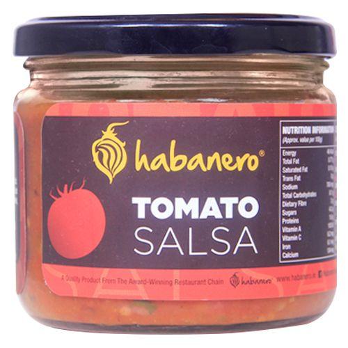 Habanero Salsa - Tomato, 270 gm