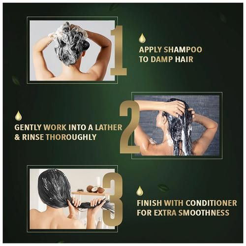 TRESemme Nourish & Replenish Shampoo, 580 ml