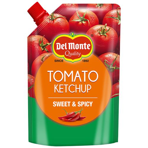 Del Monte Tomato Ketchup - Sweet & Spicy Spout, 1kg