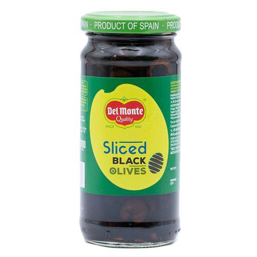 Del Monte Olives - Black Sliced, 235 g