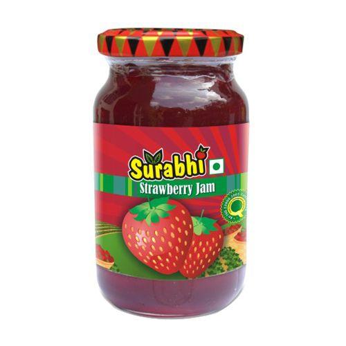 Surabhi Jam - Strawberry, 500 g