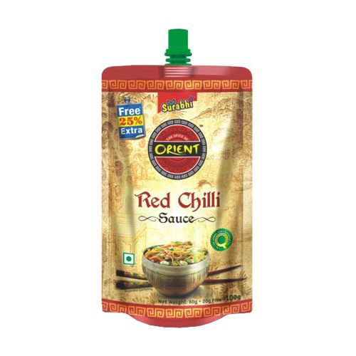 Surabhi Sauce - Red Chilli, 100 g
