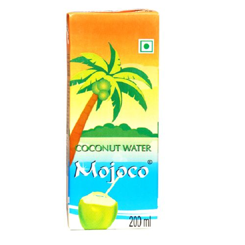 Mojoco Tender Coconut Water, 200 ml