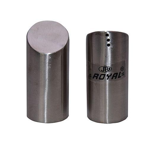 Buy Apex Royal Stainless Steel Salt Pepper Shaker 2 Pcs Online At