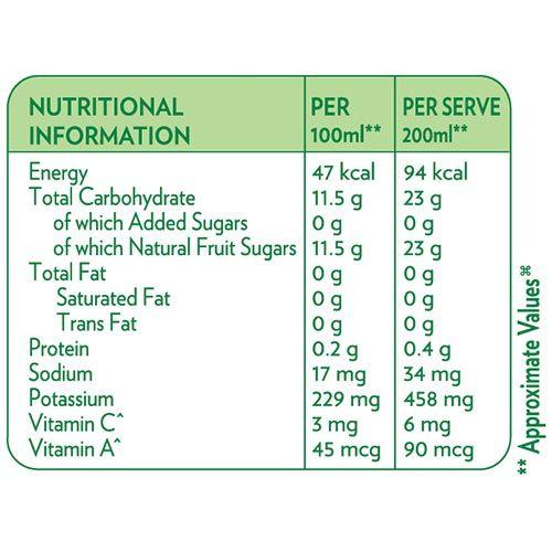 Tropicana Essentials - Fruit & Veggies, 1 L