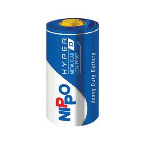 Nippo Battery - Hyper, D, 1U, Hyper, Heavy Duty, 1 pc