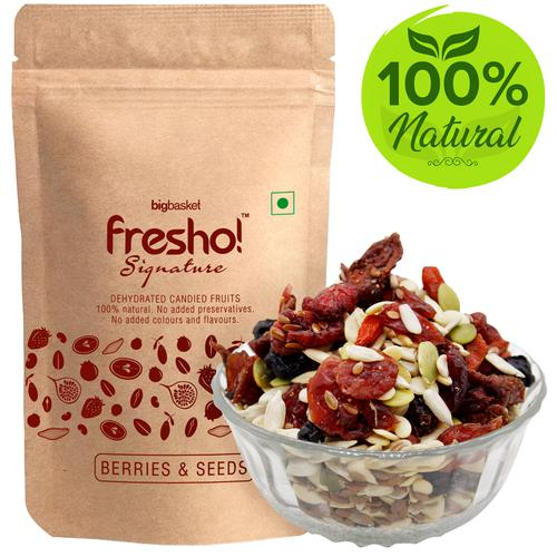 Fresho Signature Berries & Seeds - Dehydrated, 50 g