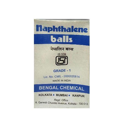 Bengal Chemical Naphthalene Balls, 200 g