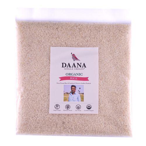 Daana Single Origin Organic Rice Sona Masoori, 2 kg