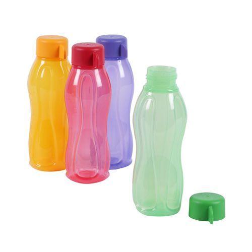 Buy Tupperware Water Bottle Acqua Safe Multicolor 310 Ml