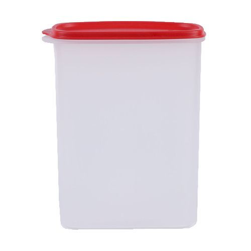 Tupperware Source · Airtight Container Smart Saver White & Red