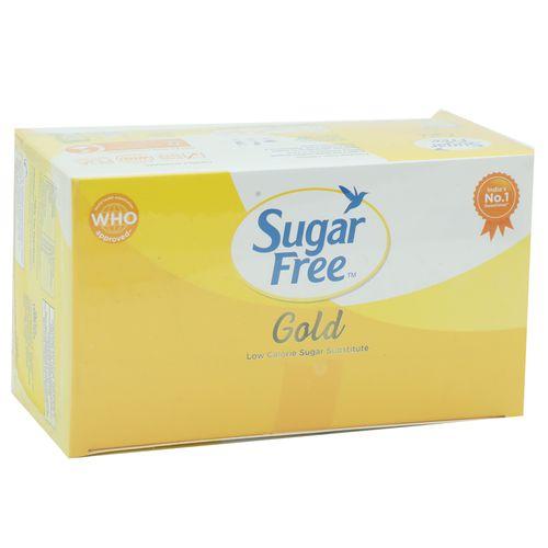 Sugar free Gold, 100 Sachet
