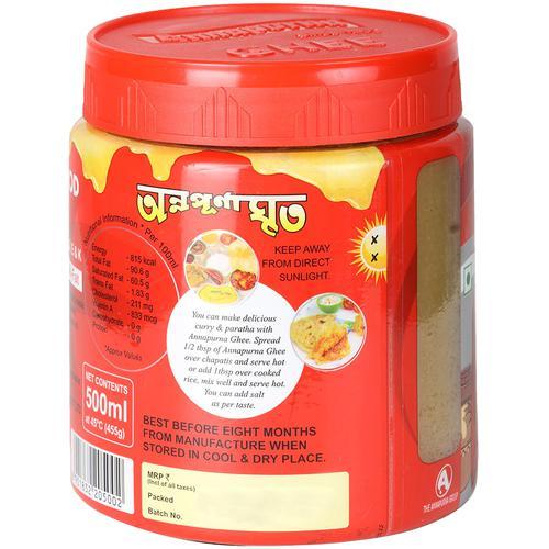 Annapurna Ghee, 500 ml