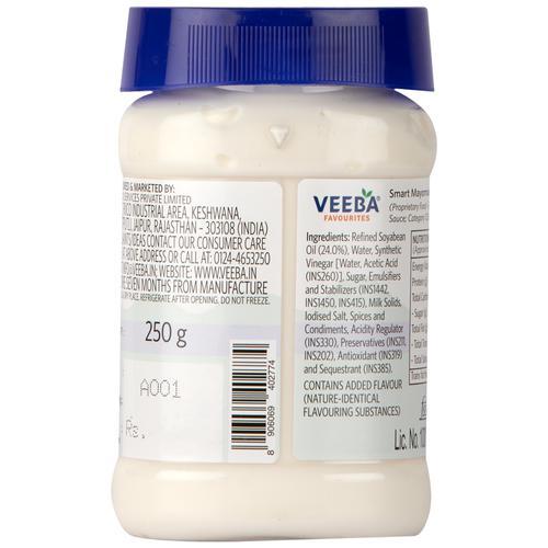 Veeba Mayonnaise - Smart, 250 g