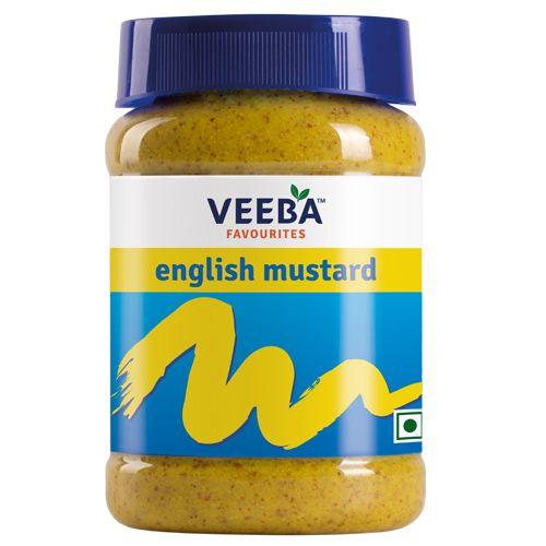 Veeba Sauce - English Mustard, 300 g